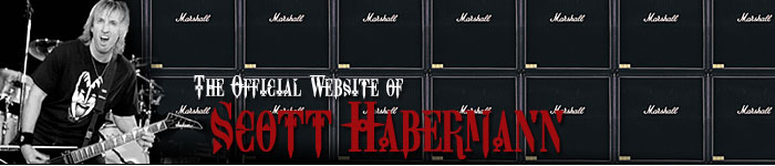 Official Website of Scott Habermann